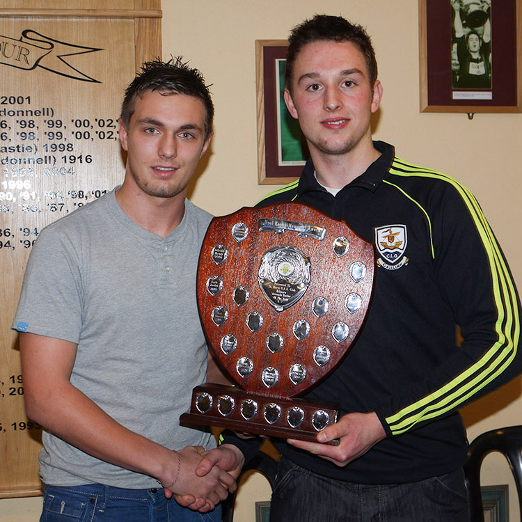 2012bJuvenile Hurler of Year