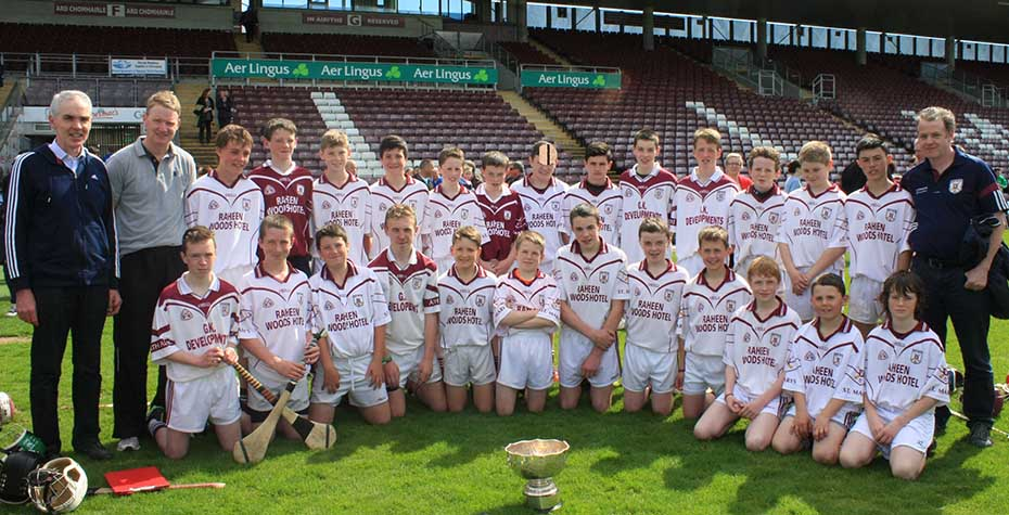 2014 feile team and management