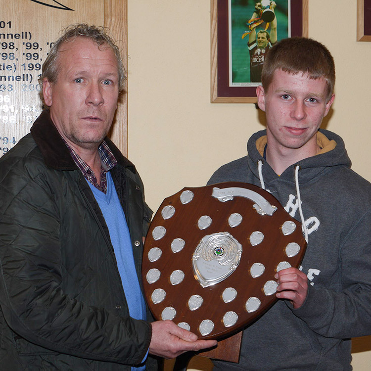 Juvenile Footballer of Year 2012