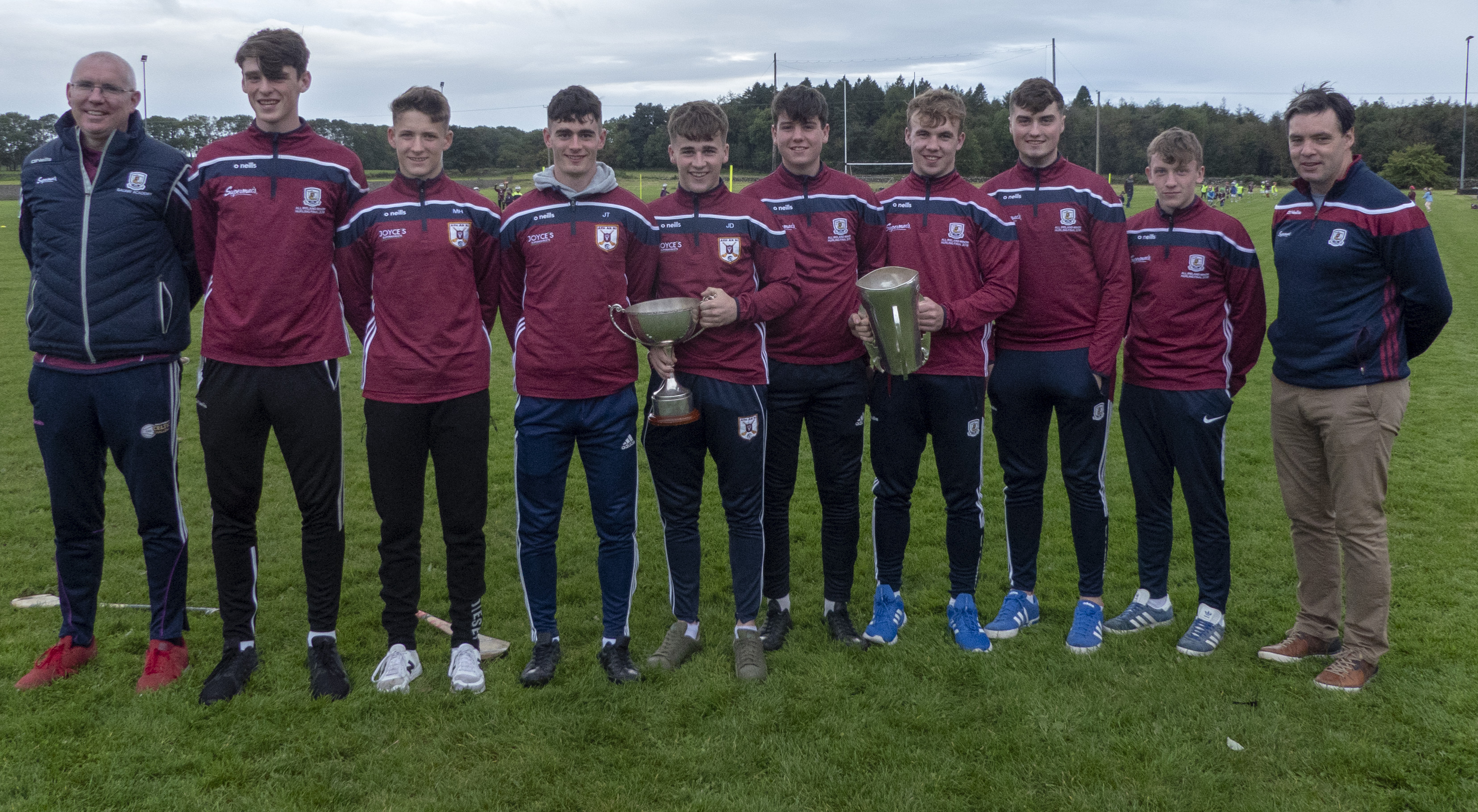 8f34764b02c Athenry welcomes Galway Minor   Under 16 Winners