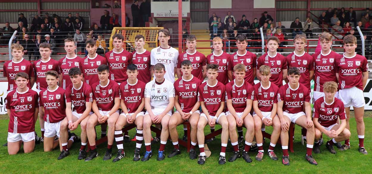 Minor Team County Finalists 2017