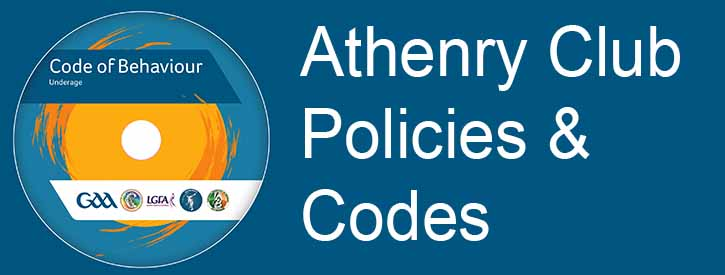 Club Policies Codes