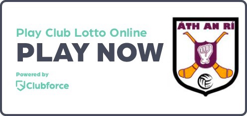 St Marys Athenry Lotto Button